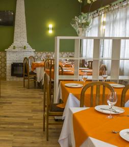 Hostal Restaurante Central | alojamiento en León